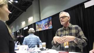 Meeting Rob Paulsen at Megacon 2014