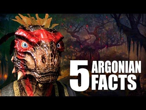 Skyrim - 5 Argonian Facts - Elder Scrolls Lore