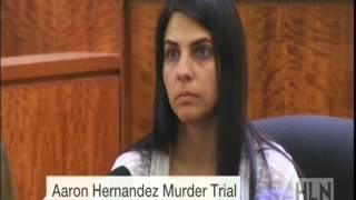 HLN Tanya Miller on Aaron Hernandez Kissing His Nanny 3/10/15