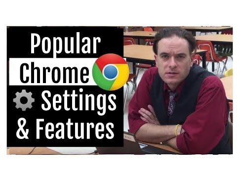Popular Features on a Chromebook: Accessibility