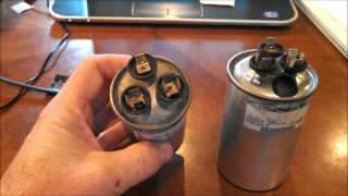 Bad Air Conditioner Capacitor Air Conditioning Repair Companies Near