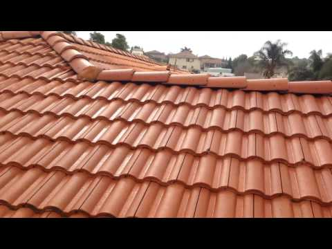 Professional Tile Roof Power Washing | Jetstream Power Wash (HD 2017)