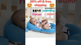 Download Aww Moments Lovely Babies Float in Water. Video
