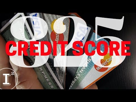 How to get 800 CREDIT SCORE | CREDIT SCORE LIKE the RICH!