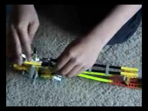 How to make a Knex gun - part 2