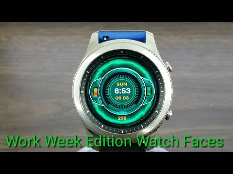 Top 3 Gear S3 Free Watch Faces