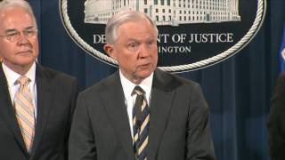 sessions announces charges against 412 people the largest takedown in us history