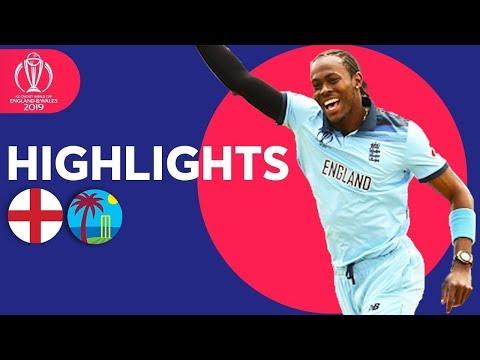 Xxx Mp4 England Vs West Indies Match Highlights ICC Cricket World Cup 2019 3gp Sex