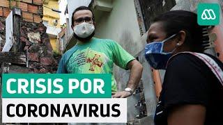 Coronavirus Brasil |Alcalde denunció a Bolsonaro por crimen tras muertes de covid-19