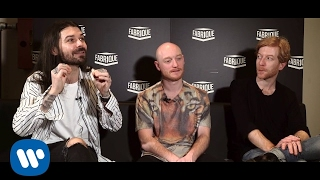 #WarnerSquad - Biffy Clyro interviewed by Max Pezzali