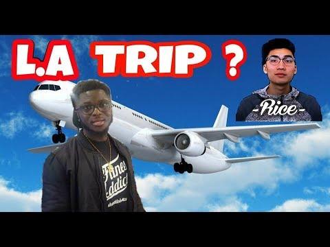 Life Update: RiceGum - Los Angeles Trip