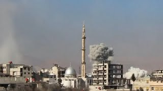 Death toll rises in Syria after latest airstrikes