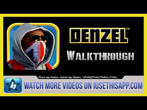 Denzel The Game Walkthrough - App Trailers