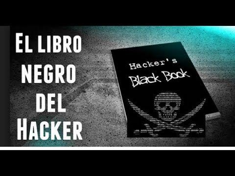 EL LIBRO NEGRO DEL HACKER!    (descargarlo GRATIS en el enlace de la descripción)
