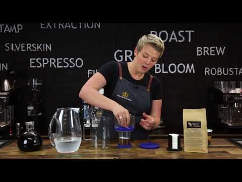 How To: Cold Drip & Bruer | Crema Coffee Garage