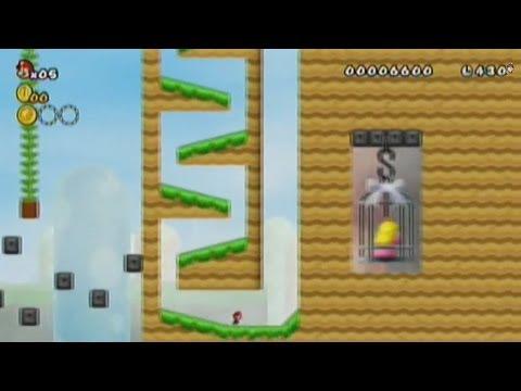 New Super Mario Bros. Wii Custom Stage