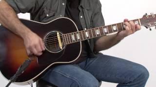 20 Essential Acoustic Rock Licks - Lesson Trailer