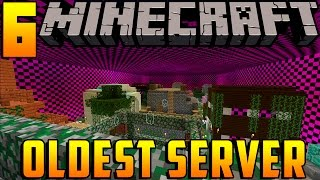 Minecraft 2b2t | Escaping Spawn #1