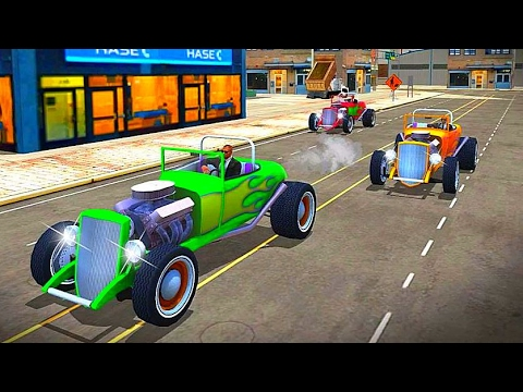 Mafia Car Transporter Game 3D - Best Android Gameplay HD
