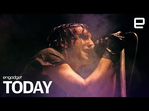 NIN beats bots by selling tickets in meat space only | Engadget Today