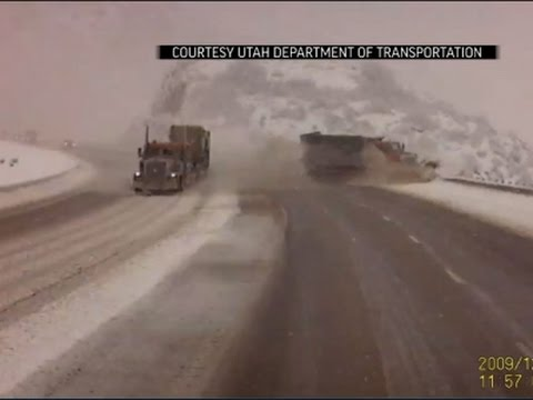 Icy Weather Leads to Dangerous Road Conditions