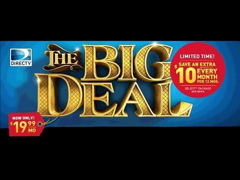 Click for DirectTV Big Bargain