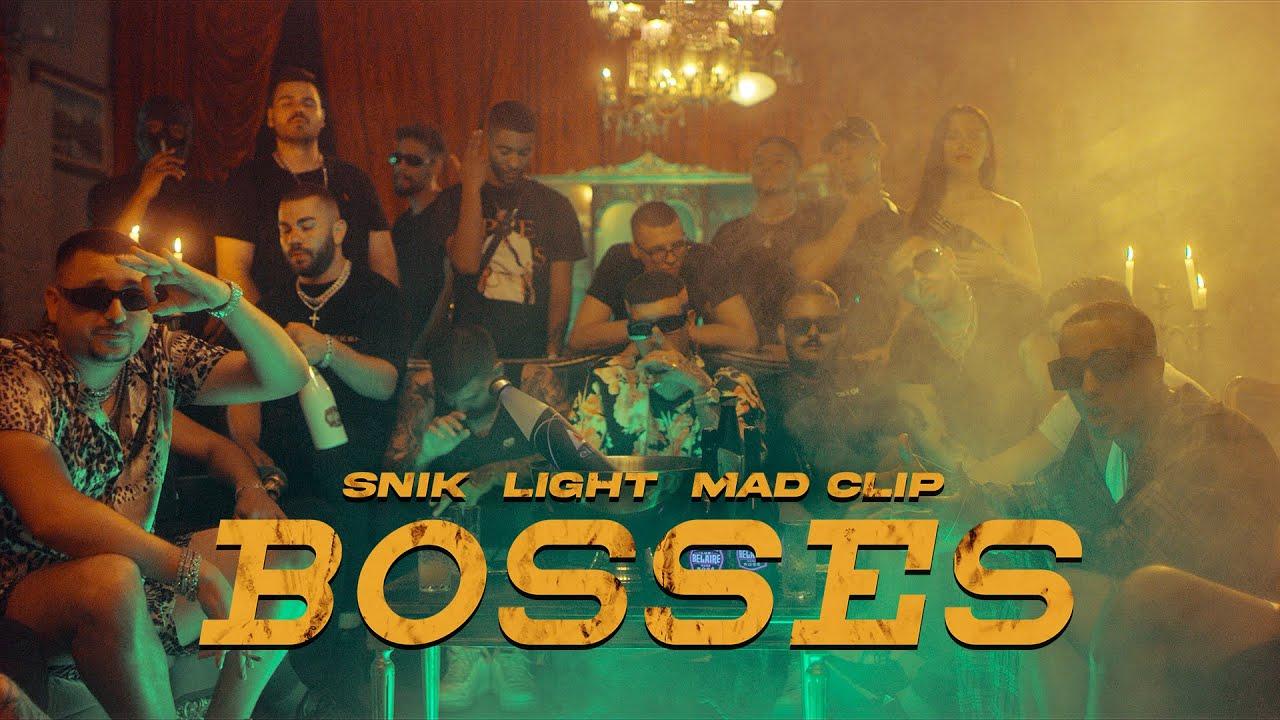 Bosses - SNIK, Light, Mad Clip