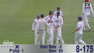 Cummins snares eight wickets on Shield return