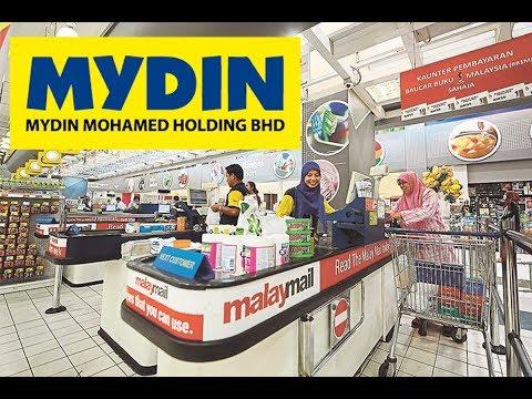 Mydin Malaysia Largest One Stop Mall | Mydin Trusted Daily Shop Malaysia | Enjoying 1 Malaysia