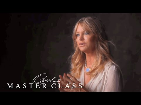 Mythology Helps Goldie Hawn Learn To Let Go Oprah S Master Class Opra