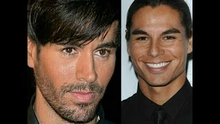 Enrique Iglesias & Julio Iglesias Jr -  Not Twins, But So Similar...