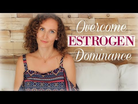 How To Overcome Estrogen Dominance Naturally - Hormonal Balance #2