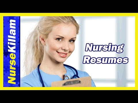 Resumes for nursing students: Stand out. Look skilled and professional. Get hired.