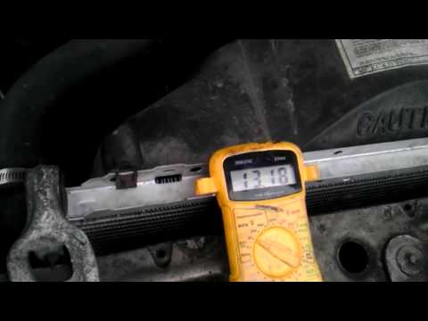 How to test your charging system with a multimeter