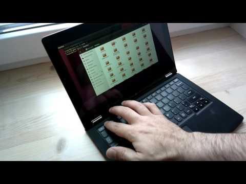 Ubuntu 15.10 & Windows 7 on Lenovo Yoga 11s