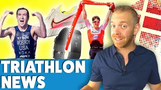 Triathlon News November 12: Injury-Proof Nike Shoes, Shoes with Most Podiums in Marathons