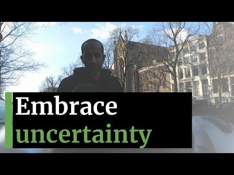 Happy New Year : Embrace Uncertainty