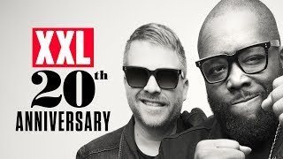 Run The Jewels Continue to Break the Rules - XXL 20th Anniversary Interview