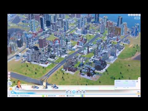 Sim City 5 View Exploit Cheat!