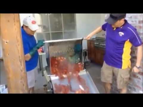 New Age Crawfish Boiler! Cajun Style!