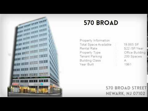 Newark Office Space | Office Space for Rent, Lease | Commercial Real Estate Agency | Newark, NJ