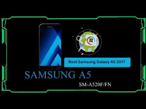 Root dan twrp samsung A5 2017 SM-A520F/FN