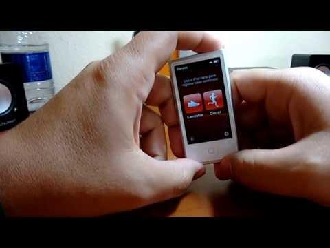 IPod Nano 7 (Nike+ Fitness) Review - Português BR