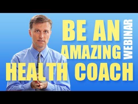 Become an Amazing Health Coach: Webinar