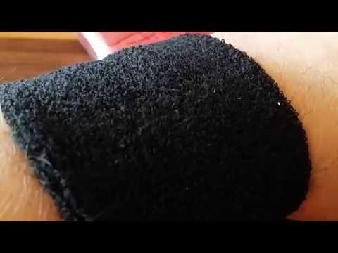 Banggood - Unisex Sports Cotton Wrist Sweatbands