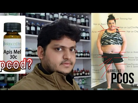 Pcod!how to cure pcod polycystic ovarian disease by homeopathic medicine??
