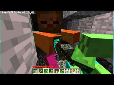 Minecraft Multiplayer Zombie Mob Spawner