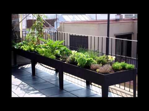 gardening apartment design ideas