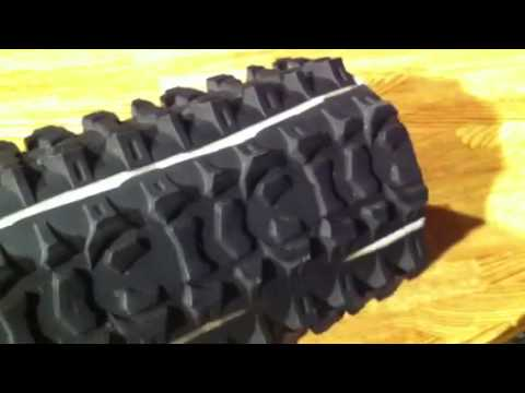 How to make a massage roller