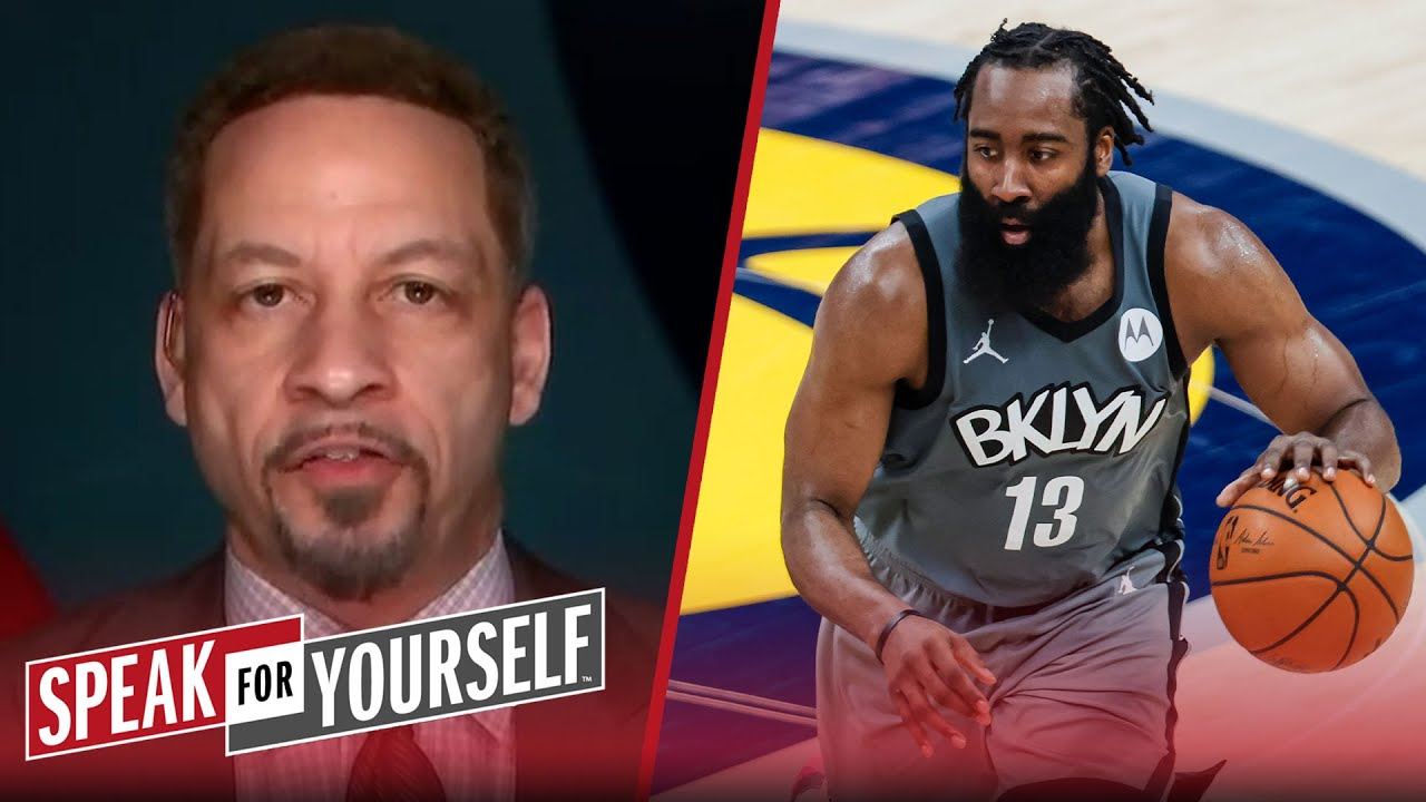It may be time to panic for the Nets after losing Harden — Broussard | NBA | SPEAK FOR YOURSELF